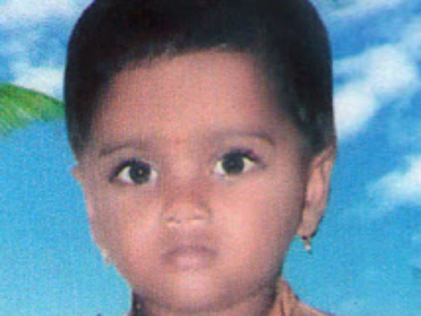 Koppala: a four year old boy kidnapped