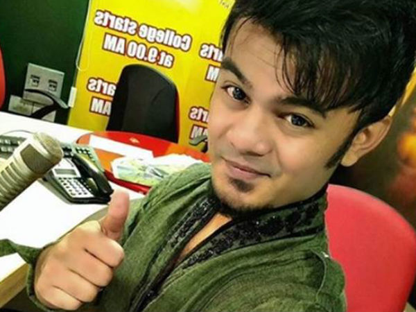 Radio Mirchi Nagpur's RJ Shubham of dies of heart attack