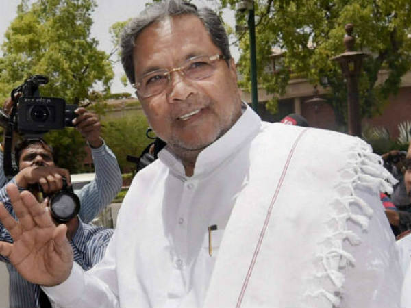 Mahadayi Dispute: Siddaramaiah on BJP meet with Maharashtra CM