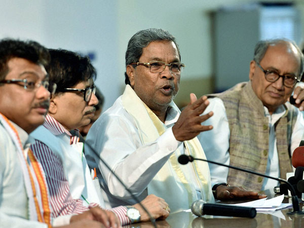 Mahadayi dispute, CM Siddaramaiah calls for All Party meet on Oct 19