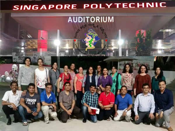 Singara Sammelana In Singapore Sub Committee