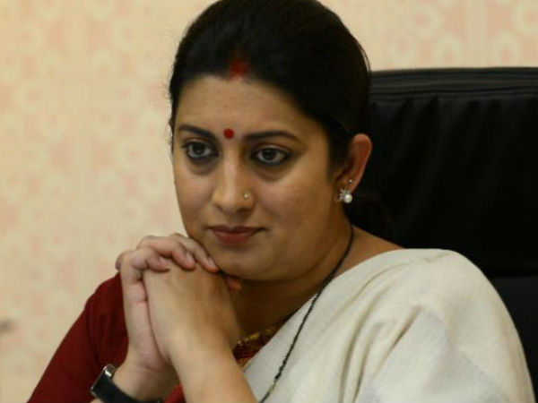 Fake degree case: Relief for Smriti Irani