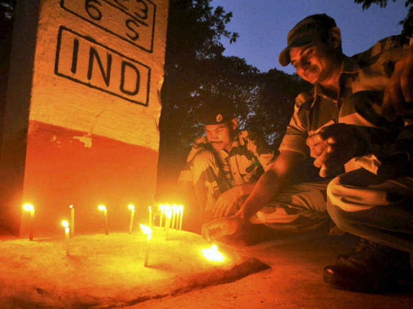 India soldiers to get 10 percent of arrears before Deepavali