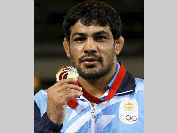 India's Olympic medallist Sushil Kumar to join WWE?