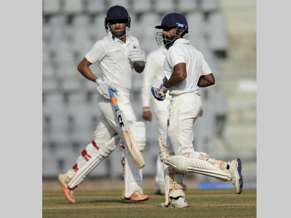Swapnil Gugale-Ankit Bawne set Ranji Trophy record with 594-run partnership