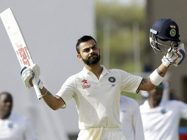 3rd Test, Day 1: Virat Kohli brings up 13th Test century, India push NZ on backfoot