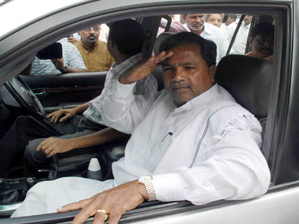 Cm Siddaramaiah Went On In Front Of Tataiah Mosque