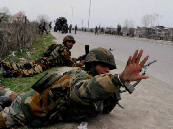 Terror attack near samba in jammu and kashmir