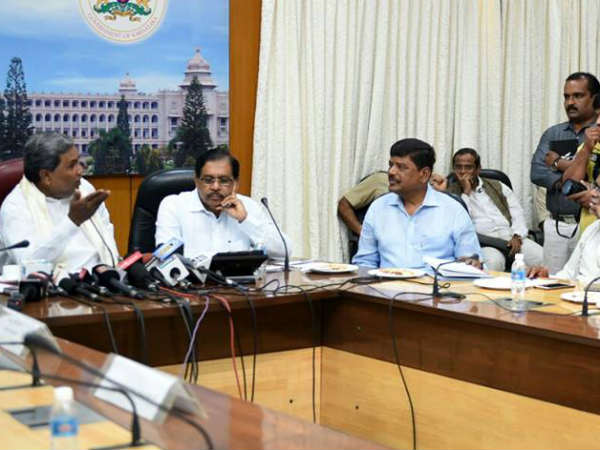 CM Siddaramaiah announced various Facilities to Police department