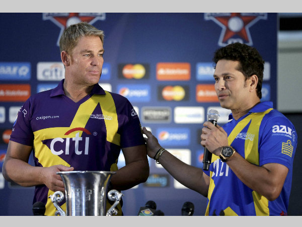 Sachin Tendulkar-Shane Warne's All Stars Series to be back in 2017