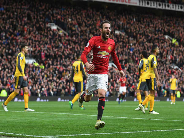 PHOTOS: EPL - Arsenal hold Manchester United for a 1-1 draw