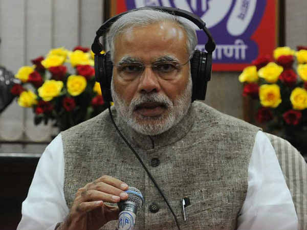 Less cash to cash less: PM Modi in Mann Ki Baat