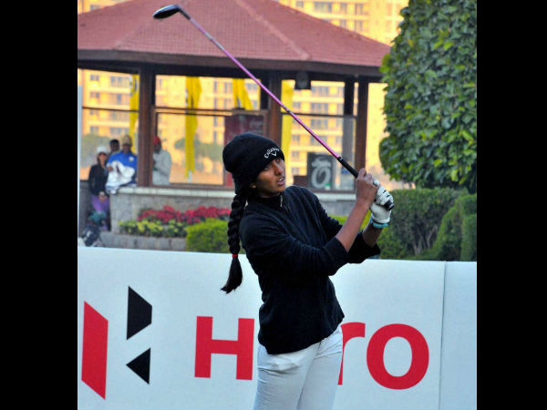 Teen golfer Aditi Ashok wins Hero Women's Indian Open, creates history