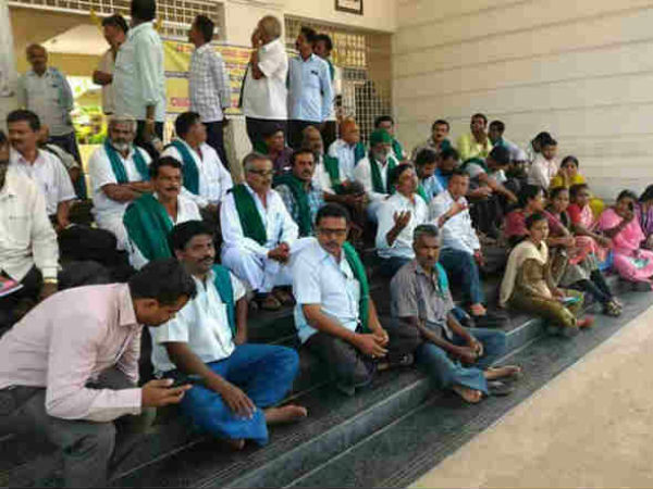 farmer's union workers appeal filed by Ambareesh chair