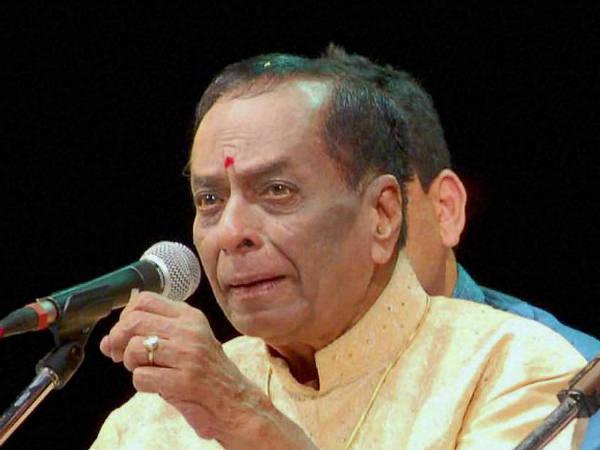 Mangalampalli Balamurali Krishna Indian Carnatic Vocalist Profile