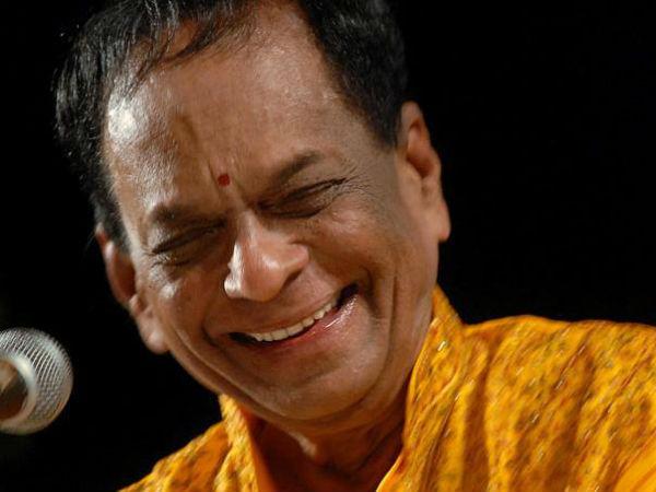 Long Live Balamurali Krishna Legendary Karnataka Vocalist