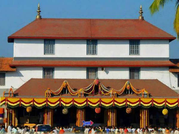 Devotees denied prasad at Dharmasthala for not tendering Rs 100 note