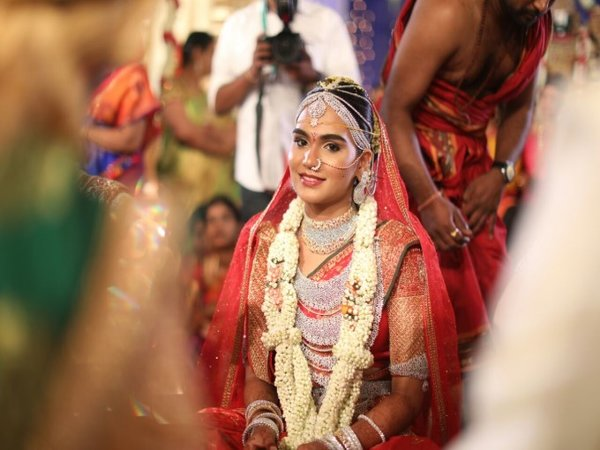 At the big fat Reddy wedding, the bride's jewellery alone cost Rs 90 crore