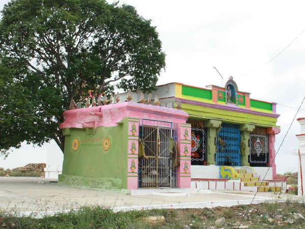 Karivaradarajaswamy Hills Chamarajanagar Karnataka