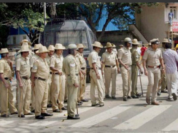 Belagavi winter session of the Assembly full of police protection