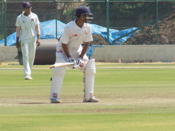 Backs up Panchal's fine double-century