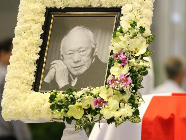 Demonetisation, bank queues and Lee Kuan Yew