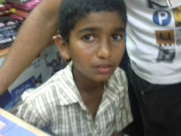 Ten year old boy attacked in Manjanadi near Mangaluru