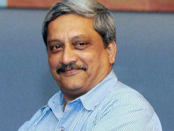 Give befitting reply to any misadventure from across border Parrikar