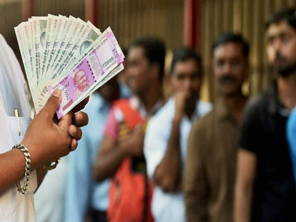 Banks start issuing new rs 500 notes from Sunday