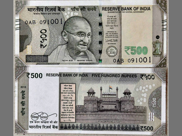 Note ban: rs 500 notes not circulating properly