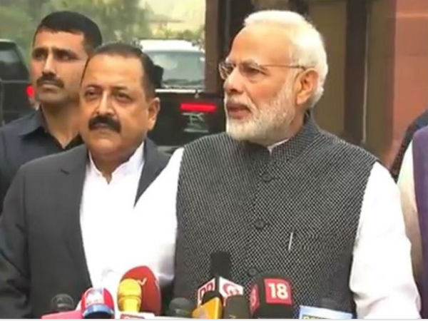 modi: Govt believes in debating every issue in open manner