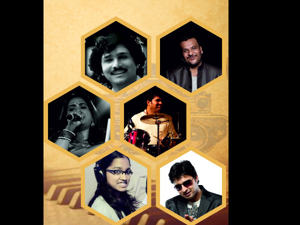 Ussire is a melodious evening by Rajesh Krishnan