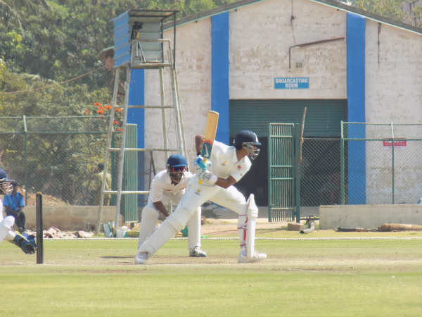 Gujarat-Mumbai Ranaji Test ends in a draw