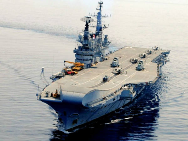 INS Chennai commissioned into Navy