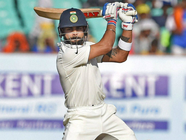Virat Kohli set to play milestone Test against England in Visakhapatnam
