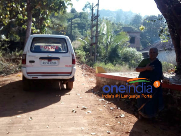 Ashwath Deck To locate the cow's Trunk in mangaluru