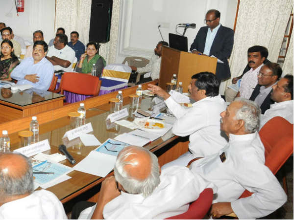 water problem tanker system suggested by kagodu in mysuru