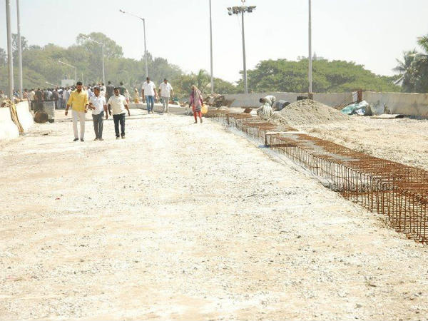 Flyover at Kittur Rani Chennamma Circle to be inaugurated Jan 21