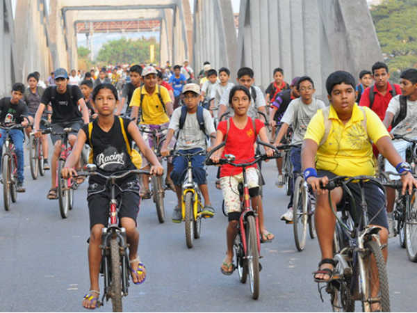Hercules Cycle Rally on Dec 11