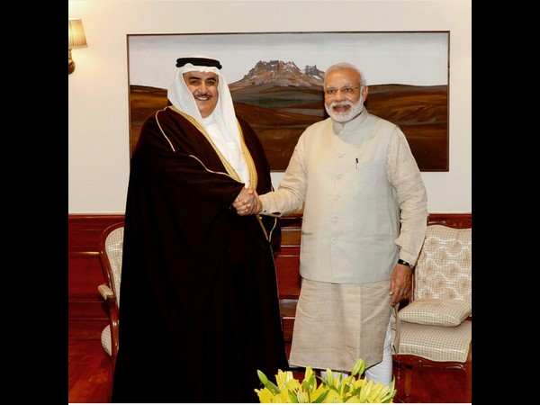 Bahrain foreign minister visit Mangalore and meet her grandmother