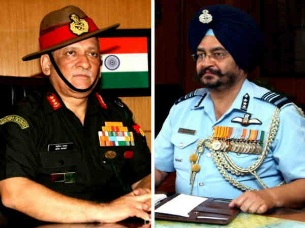 Union government picks new Army, IAF chiefs and heads of IB and RAW