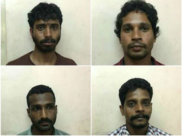 Dakshina Kannada: DCIB sleuths nab four for assault on youths