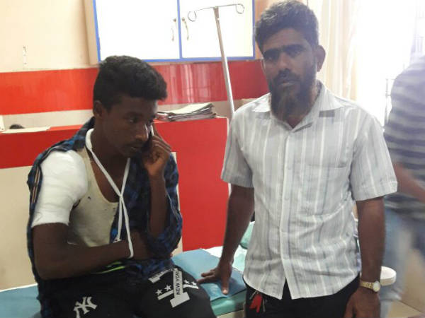 Two youths attacked by miscreants in Bantwal taluk