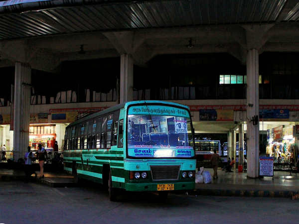 Mysuru to Tamil Nadu Bus Services Suspends After Incident of Stone Pelting