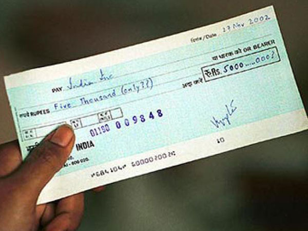 A dishonoured cheque can land you jail before case settled
