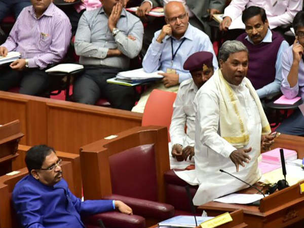 Kannada movies shows compulsory in multiplex theaters: Siddaramaiah