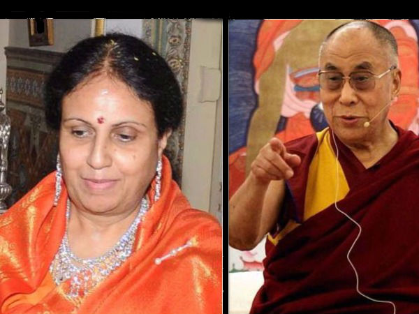 Mysore Varsity To Confer Honorary Doctorates Dalai Lama Pramoda Devi