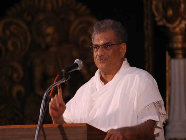 Dr Veerendra Heggaade Deadline Cleanliness Religious Centres
