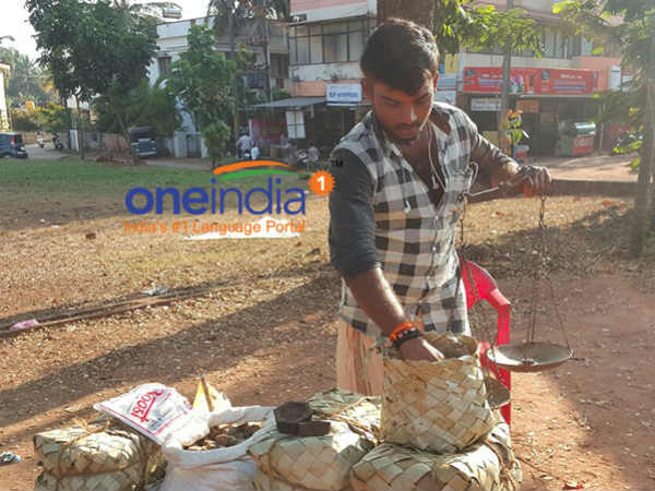 Palm jaggery sellers from Tamilnadu now enter mangaluru