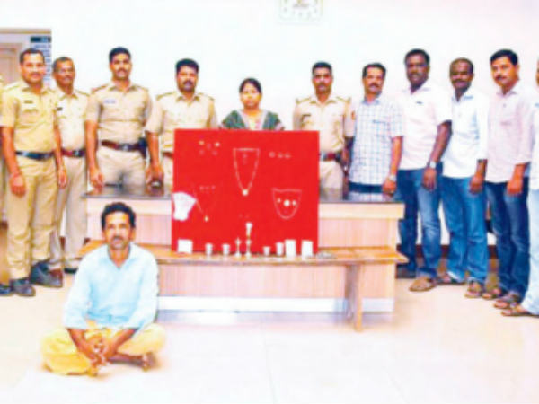 House stolen arrested in karkala in mangaluru